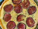Koláč s fíky a rozmarýnem recept