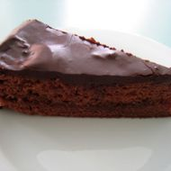 Rychlý sacher dort recept