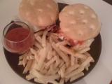 Bezlepkový sojový burger recept