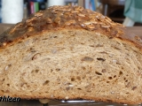 Slunečnicový chleba II. recept