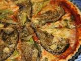 Pizza Parmiggiana recept