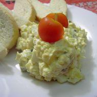 Vajíčkový salát s majonézou recept
