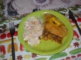 Orlovský salát recept