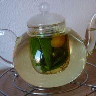Čaj z čerstvé máty recept