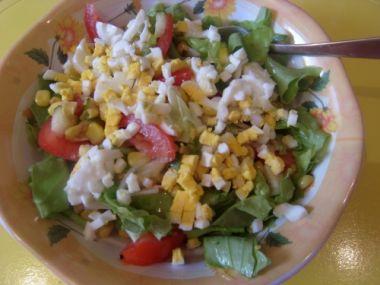 Náš zeleninový salát