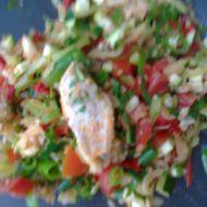 Chutný pepřenkový salát recept