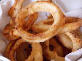 Cibulové kroužky (vhodné i pro vegany) recept