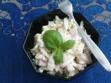 Pekingský salát recept