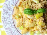 Lehký zeleninový kuskus recept