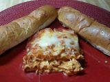 Americké kuřecí lasagne recept