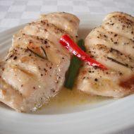 Zapečená kuřecí prsa s mozzarellou recept