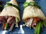 Chuťovka z pekinské kachny pro Valentina recept