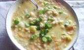 Zeleninová polévka se smetánkou recept
