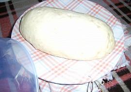 Houskový knedlík  rychlé těsto a snadné vaření recept ...