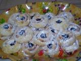 Sýrové koláčky recept