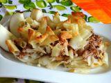 Zapékané makaróny s jablky recept