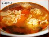 Telecí polévka s knedlíčkama podle inspirace chefa Thomase Kellera