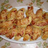 Anglické rohlíky z domácí pekárny recept