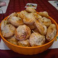 Koláčky ze sýrového těsta recept