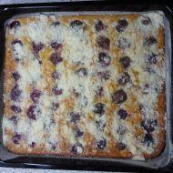 Hrnkový švestkový koláč recept