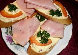 Bramborový potěrák, aneb co rychle na chlebíčky :D recept ...
