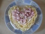 Smetanové těstoviny recept