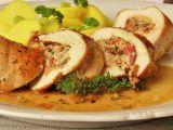 Kuřecí prsa plněná brynzovou směsí recept
