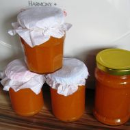Meruňková marmeláda s tajemstvím recept