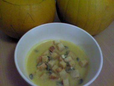 Recept Hnědá polévka