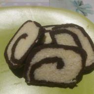 Roláda z Koka sušenek recept