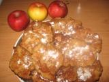Jablečné placičky recept