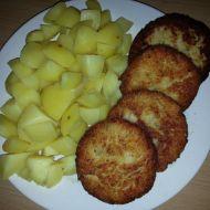 Květákovo-sýrové placičky recept
