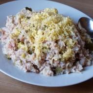 Vandrácké rizoto recept
