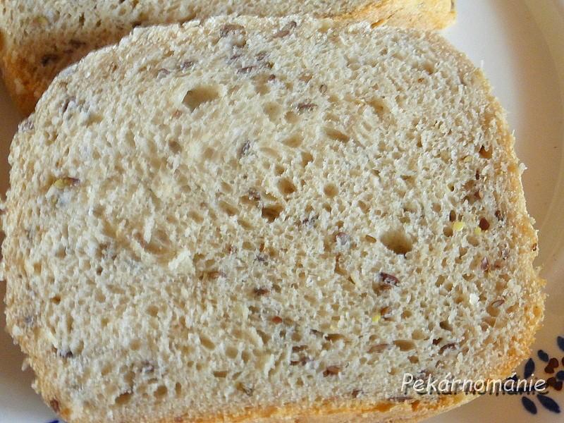 Chleba z DP s bramborem recept