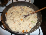 Rychlé rizoto recept
