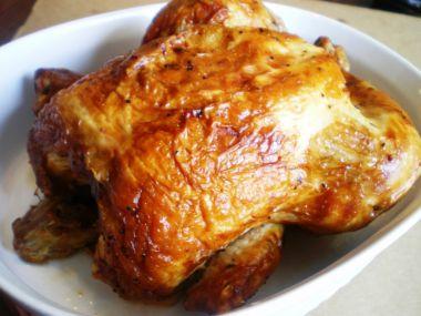 Recept Pečené kuře se zelnou nádivkou