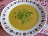 Dýňová polévka s rajčaty recept