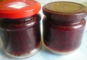Rybízový džem (i s jiným ovocem)