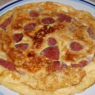 Omeleta Vysočina recept