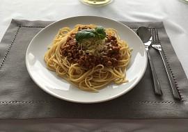 Rychlá omáčka na špagety recept