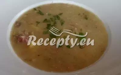 Zelňačka s uzeným masem a klobásou recept  polévky