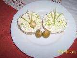 Česneková pomazánka recept