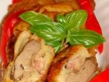 Kuřecí játra v skoro bramborákovém těstíčku recept