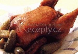Grilované kuře