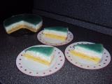 Jogurtovo-ananasový dort recept