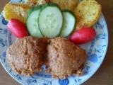 Pikantní kuřecí kousky v rýžovém těstíčku recept