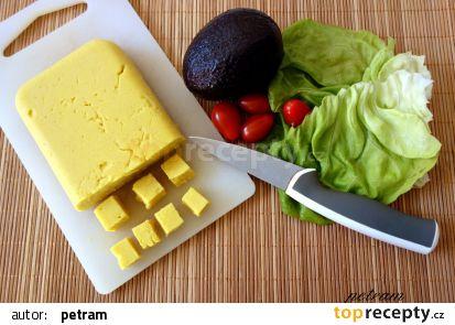 Cizrnové tofu (bez soji) recept