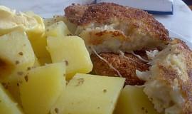 Sýrové karbanátky Niva recept