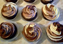 Čokoládové cupcakes recept