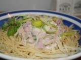 Těstoviny se smetanovou omáčkou recept